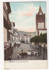 Madeira, Funchal, Rua do Aljube Postcard #2, B145