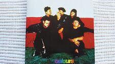 Nu Colours 1st Album (Very Rare/Near Mint) UK Digi CD Promo