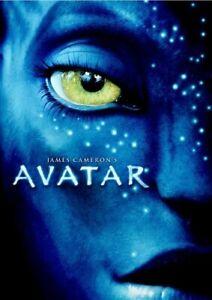 AVATAR James Cameron ~ Authentic U.S. Issue - Excellent DVD