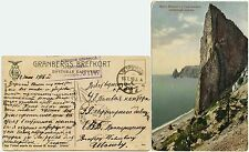 Russie 1916 censuré ppc petrograd