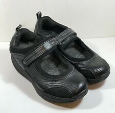 Skechers Shape Up Sandals Shoes Black Toning Workout Women's  Size 7