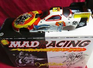 1/24 ACTION 1998 PONTIAC FUNNY CAR, SPY vs SPY, JERRY TOLIVER