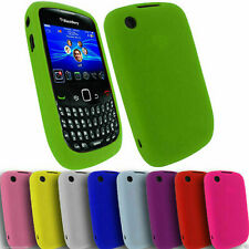 JOBLOT 50 x Silicone Wholesale Case For Blackberry Curve 8520 9700 Covers Bulk
