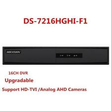 Hik DS-7216HGHI-F1 16CH H.264+ Turbo HD DVR Support HD-TVI /Analog AHD Cameras