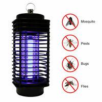 Anti-Moustique LED UV Lampe Moustique Tueur Lampe Anti-Insectes Non Toxique