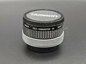 Tamron SP BBAR MC 2x tele converter for CANON FD