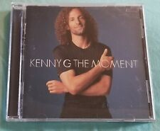 "Kenny G ""The Moment"" Pre Owned CD"
