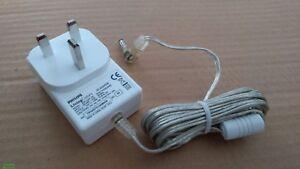 DC 5.6V 2.68A PHILIPS Power supply adapter UK style wall pin Lot-2pcs