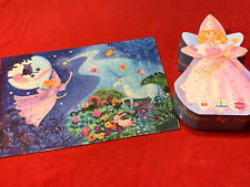 "Djeco 36 Piece Children's Puzzle ""The Fairy And The Unicorn"""