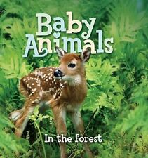 Baby Animals In the Forest by Editors of Kingfisher