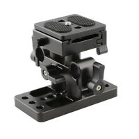 CAMVATE CAMVATE Quick Release Clamp Base for 15mm Rail System Arca-Swiss Plate
