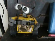 Disney Interactive Wall-E talking lights up arms move TESTED