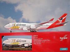 Herpa Wings 1:500 Boeing 747-400 Qantas vh-oej 529914 modellairport500