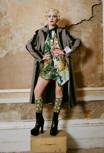 VIVIENNE WESTWOOD BOUCHER PRINT ALCOHOLIC TUNIC SOLD OUT CURRENT SEASON