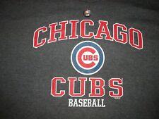 Chicago Cubs Official MLB Big & Tall T Shirt Sz 5XL Baseball North Side IL AL