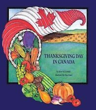 Thanksgiving Day in Canada-ExLibrary