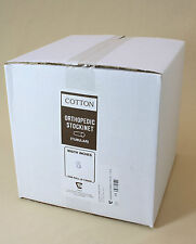 "Sealed box 8"" x 25 yds Tubular Cotton Orthopedic Stockinette by Comfort Products"