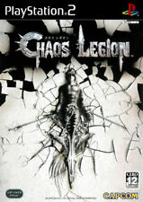 Chaos Legion (2003) Brand New Factory Sealed Japan Sony PlayStation 2 PS2 Import