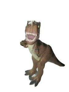 "Tyrannosaurus Rex Dinosaur Figure 13"" rubber figure T-Rex"