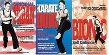 3 Dvd Set American Goju Ryu Karate Katas Master Peter Urban 10th Degree