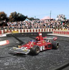 Slot Car F1 Ferrari 312 B3 NonnoSlot Niki Lauda scala 1:32