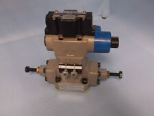 TOYO-OKI SOLENOID DIRECTIONAL VALVE HLD3-CS2-G1-04A-LYD2
