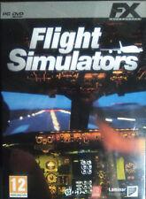 PACK JUEGOS FLIGHT SIMULATORS:X-PLANE 8, APACHE HAVOC Y WINGS OF PREY. PC.NUEVO.