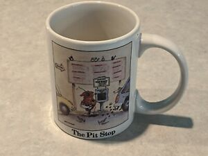 THE PIT STOP Gary Patterson's WEEKEND WARRIORS Burger/Fitness Coffee Mug/Cup