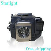 For Epson ELPLP54 / V13H010L54 Projector Lamp Housing DLP LCD
