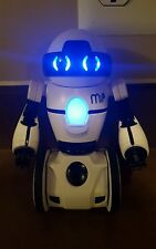 WowWee MiP Deluxe Mega Pack Robot RC Robot Black - Kids Toy Motion balance