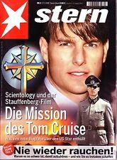 TOM CRUISE STERN