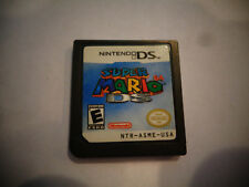 NINTENDO DS SUPER MARIO DS GAME CARTRIDGE ONLY