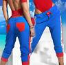 By Alina Damenhose Caprihose Bermuda Shorts Trackpants Jogginghose Print XS-M