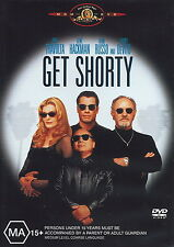 Get Shorty - Action / Comedy / Thriller - Gene Hackman, John Travolta - NEW DVD