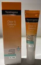 Neutrogena Clear & Defend Rapid Gel, Oil Free for Spot Prone Skin .5 oz (3 Pack)