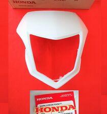Honda CRF250L Fairing Headlight Visor Panel + Honda Sticker 2012 - 2020 UK STOCK