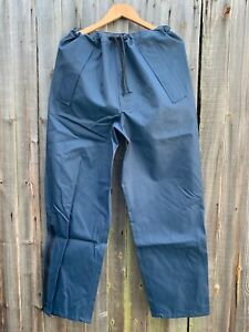 RAF ROYAL AIR FORCE MVP WET WEATHER TROUSERS - Sizes  British Military Issue NEW