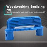 Woodworking Scribing Gauge Line Scriber Center Marking Gauge Center Finder WP