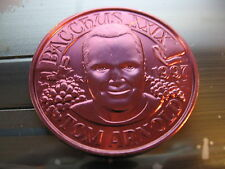 tom arnold actor bacchus 1997 new orleans mardi gras doubloon alum coin