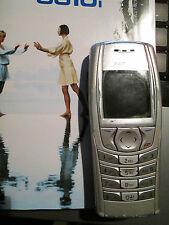 Nokia 6610i Grigio/Argento simfrei + parte di carico operatore QUADERNO SUPER OK Gebr 320