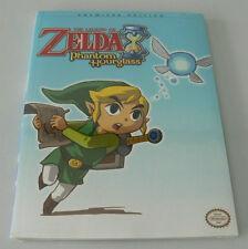 The Legend of Zelda Phantom Hourglass DS Game Guide NEW