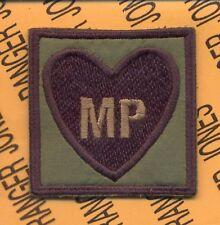 MP Co 502 Inf 2 Bde 101st Airborne HCI Helmet patch B