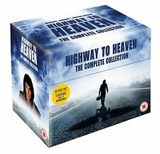 HIGHWAY TO HEAVEN 1-5 THE COMPLETE COLLECTION SEASON 1 2 3 4 5 DVD ENGLISCH