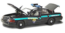 New In Box 1/43 Diecast O Scale Ford Crown Victoria Montana Highway Patrol