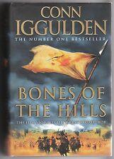 Bones of the Hills by Conn Iggulden Hardback Book (2008)