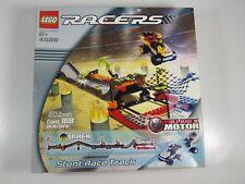 Lego Racers 4586;  168 piece Stunt Race Track Building Set NISB 2002 New!