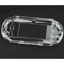 Crystal Clear Protective Hard Guard Skin Case Cover for Sony PS Vita PSP 2000_US