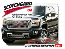 2019 GMC Sierra 2500 3500 Duramax 3M PRO Clear Bra Deluxe Paint Protection Kit