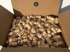 3 - 20kg BBQKontor Zündwolli Anzünder Grillanzünder Kaminanzünder aus Holzwolle