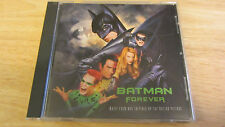 1995 Batman Forever Music from and Inspired by the Motion Picture CD Soundtrack